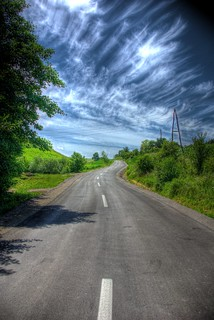 Life is a open, never ending Road   by Mylos pics