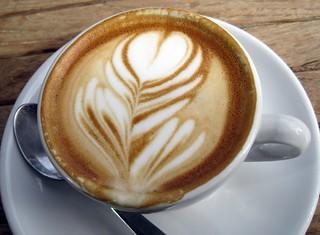 Urban Coffee Lounge - Latte Art   by INeedCoffee.com
