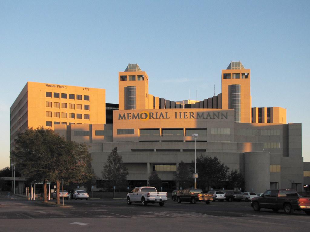 Memorial-Hermann Southwest Medical Center   Deep in the hear
