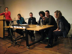Speaking out Loud Panel @ Montevideo Amsterdam
