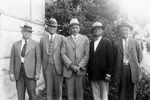Orange County Board of Supervisors, circa 1926 | by Orange County Archives