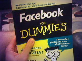 Facebook for Dummies, anyone? | by daveynin