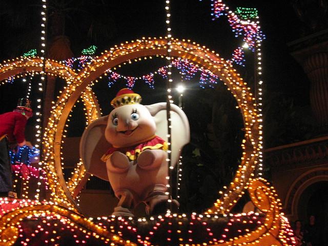 Disney's Electric Light Parade
