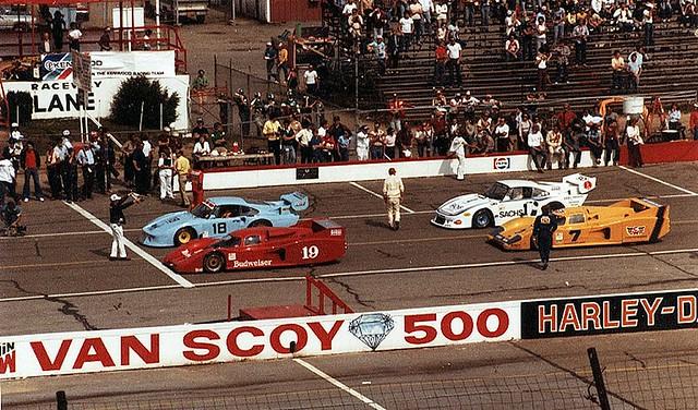 Pocono 1981 IMSA 500 Mile