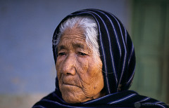 Portrait of elderly woman. Mexico   by World Bank Photo Collection