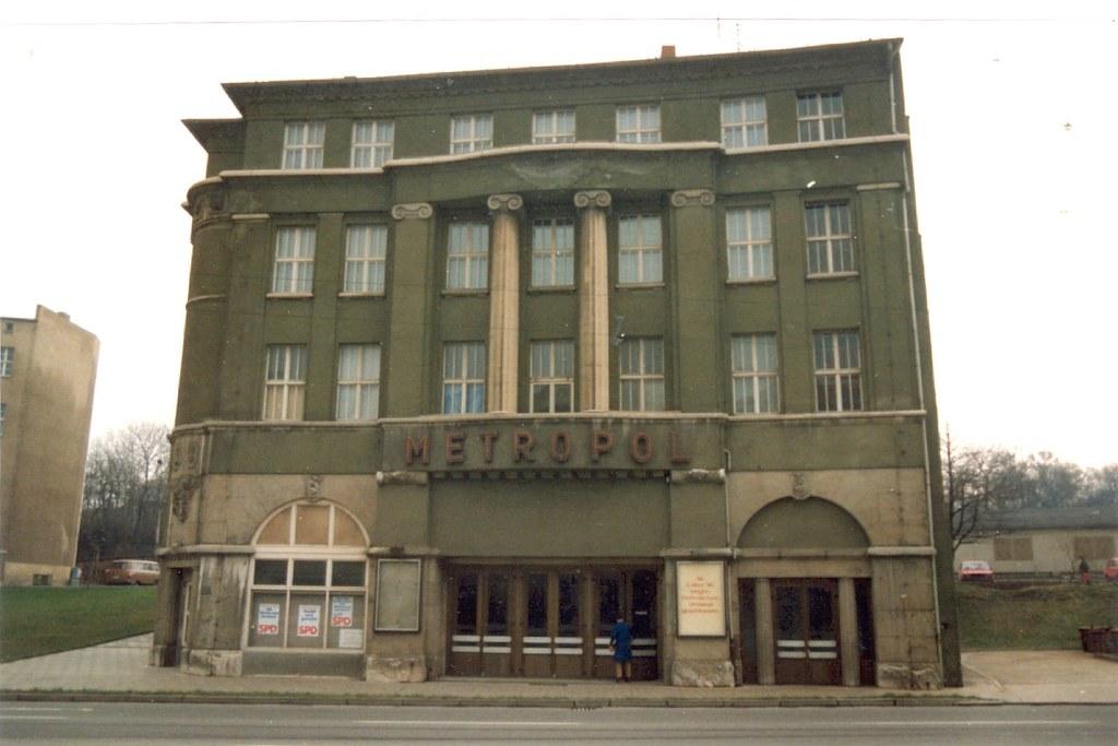 Chemnitz Kino Metropol