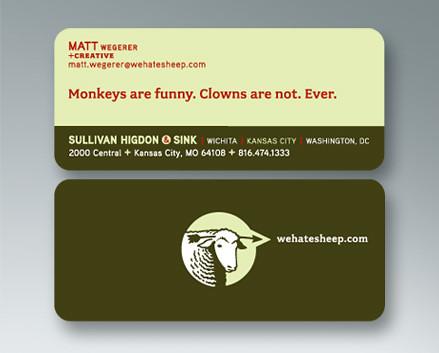 Sullivan Higdon Sink Biz Card For More Work Visit Whisk Flickr