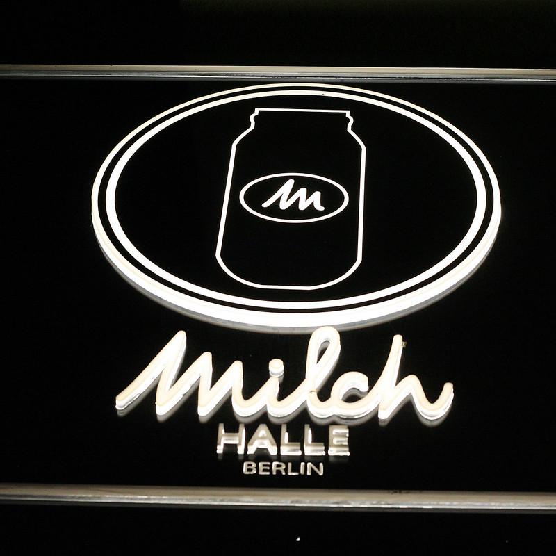 Milch Halle Berlin