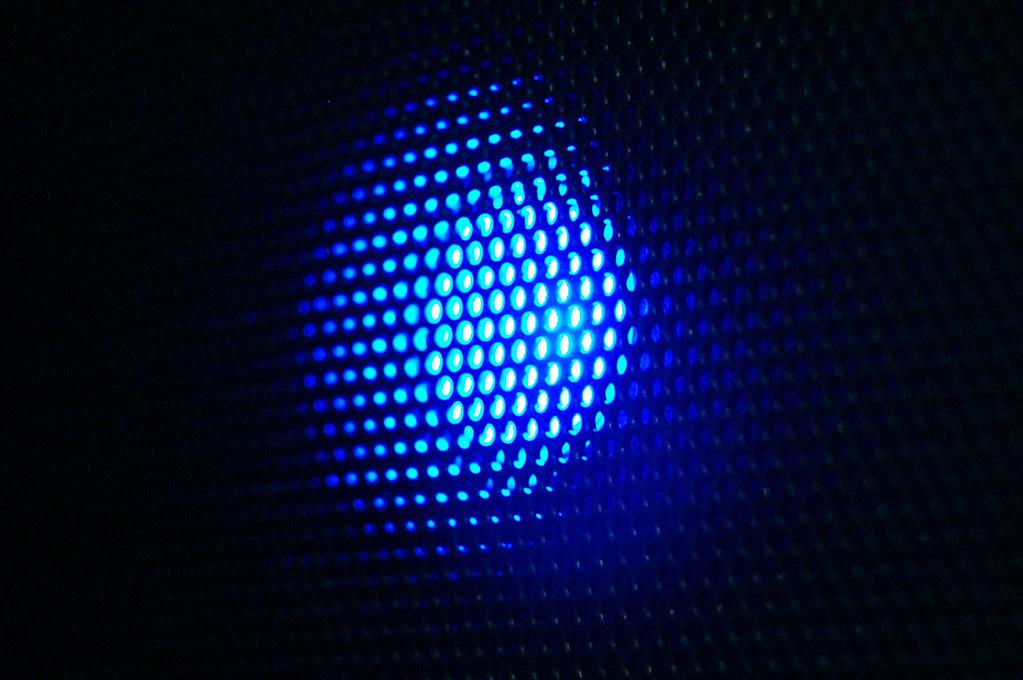 Blue Light | djmicromix.wordpress.com/2009/02/24/blue-a-tech… | Flickr
