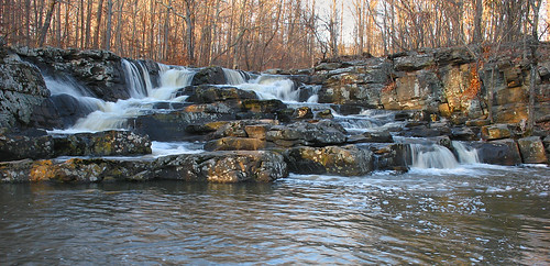 waterfall nj hunterdoncounty wickecheokecreek njcf newjerseyconservationfoundation wickecheokecreekpreserve