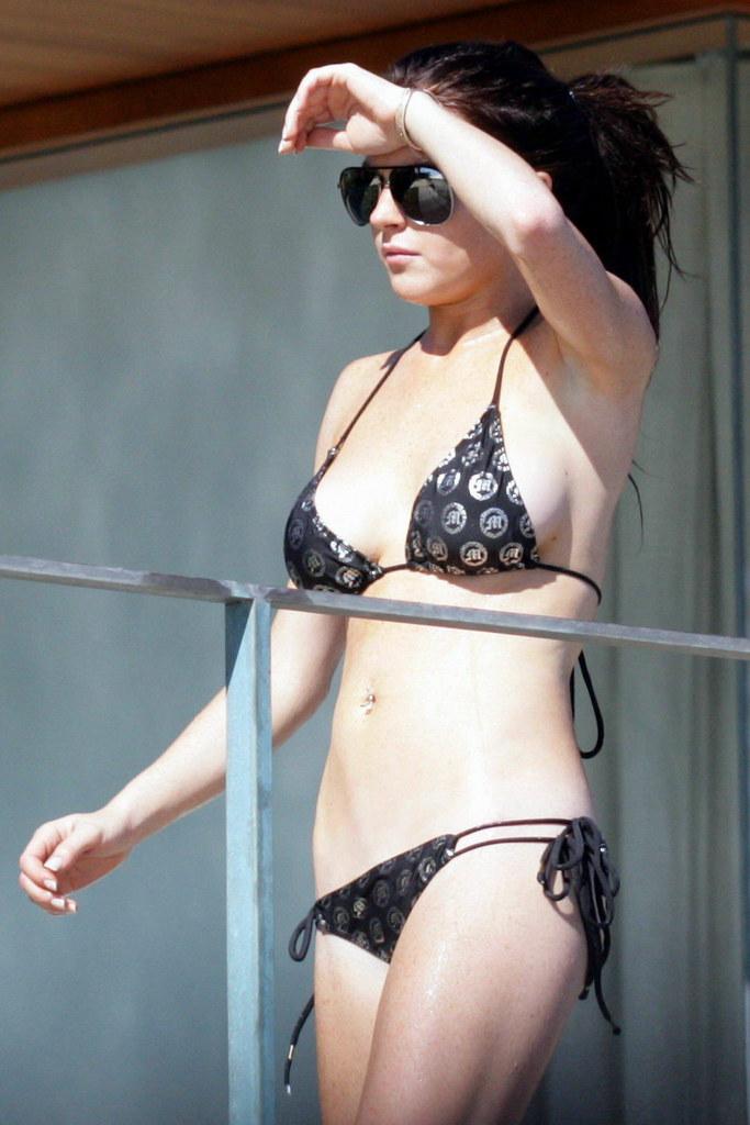 Lindsay Lohan Bikini Amigo0928 Ȭs Flickr