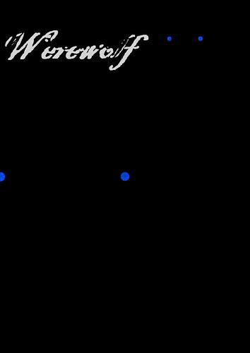 Werewolf CP   by blue paper