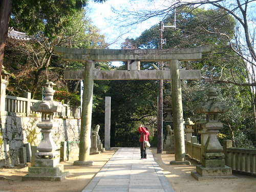 Shrine gate | by Anz-i