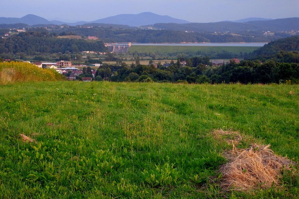 Widok z Grabowej / Hornbeam street view