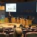 Mar, 27/04/2010 - 13:22 - O subdirector de Xestión de Proxectos do IGAPE, Norberto Penedo, durante a súa intervención no I Encontro Bilateral Galicia-Norte de Portugal