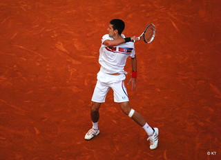Novak Djokovic | by Carine06