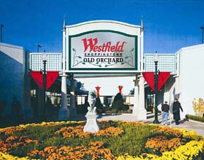 Westfield Old Orchard Shopping Center in Skokie | One of the