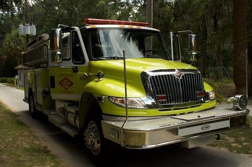 Brandbil / fire truck | by jhave