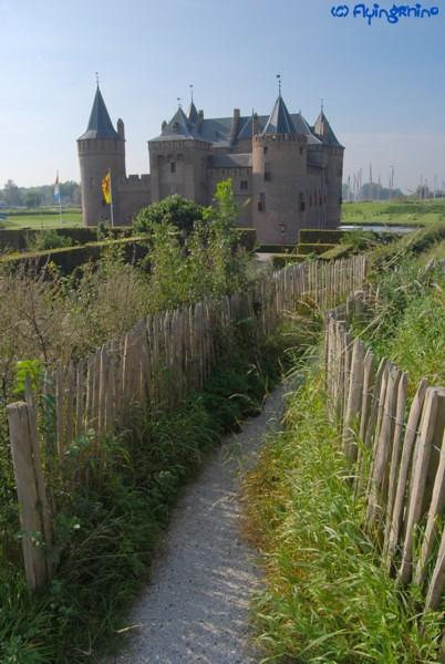 Path to Muiderslot