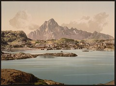[With Vaagakallen, Kabelvaag, Norway] (LOC) | by The Library of Congress
