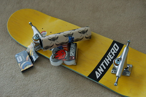 New Skateboard   by igb