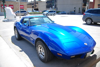 Corvette in Winnipeg