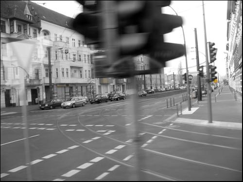 Kreuzung - crossroad