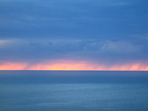 sunset lakemichigan eyefi