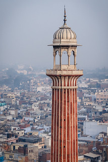 Jama Masjid (mosque)-  New Delhi, India | by Phil Marion (173 million views - THANKS)