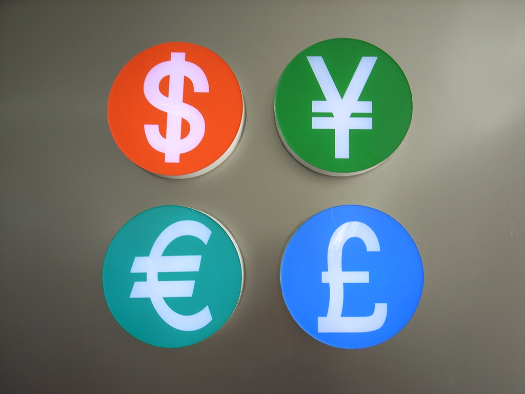 Currency signs | Currency signs | Nicolas Nova | Flickr