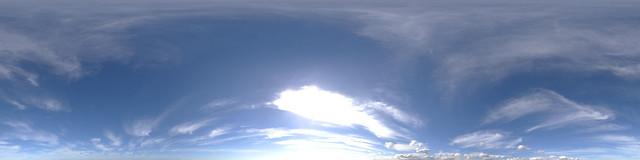 Hyperfocal HDRI Skies: The Race |