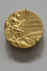 1956 Melbourne Olympic Games, Gold Medal, Al Oerter , Track and Field Discus Throw | by cliff1066™