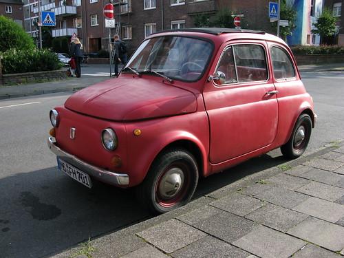 Fiat 500 | by photobeppus
