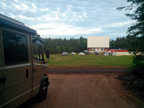 Brackley Beach Drive In Theatre - 2
