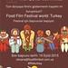 Food Film Festival World: Turkey