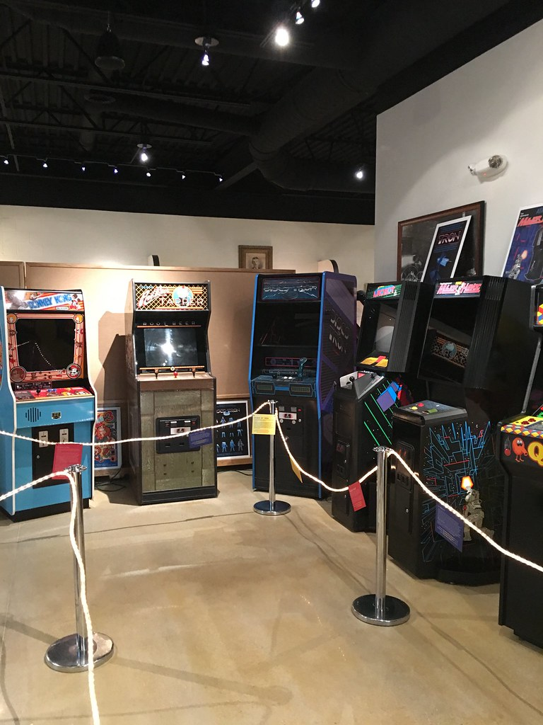 Golden Age Of Video Games- Seymour, WI