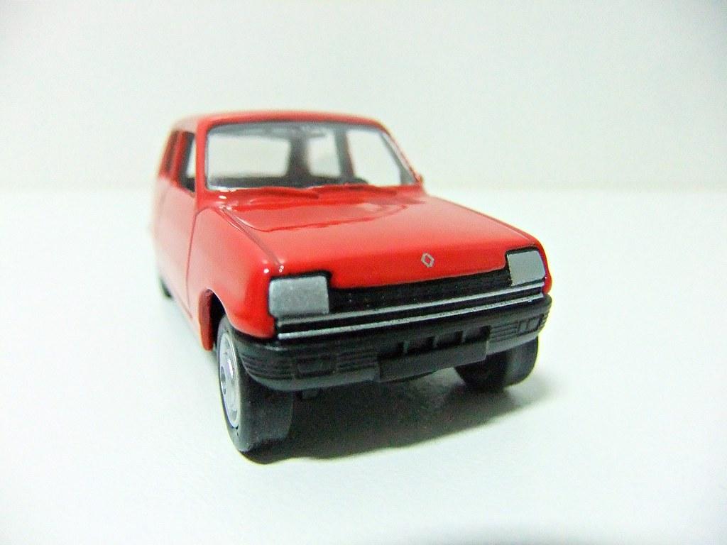Welly 9Nº Flickr Super 361972Escal… Renault 5 LqUGMzpVS