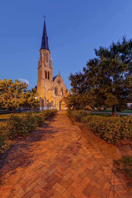 Previous: St Mary of the Presentation Catholic Church, Mudgee