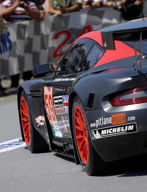 Aston Martin - Team Modena - Le Mans 24 heures 2008