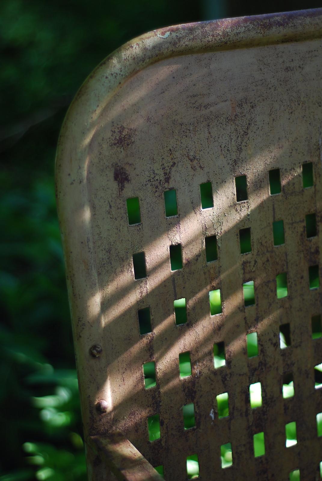 Rust in the Garden