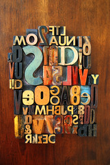 Letters & Numbers   by Dawn M. Cardona