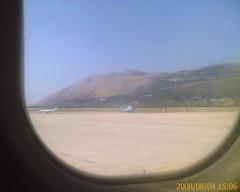 Mil Mi-8 croata no aeroporto de Dubrovnik