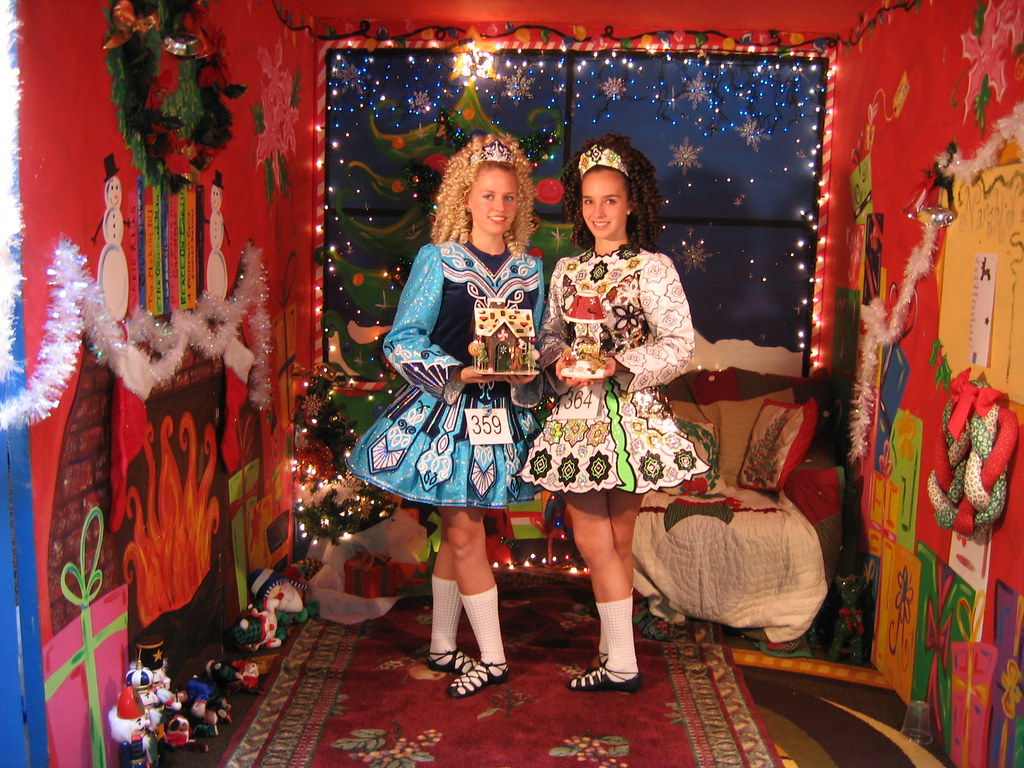 PalmSpringsFeis 020   Natalie and Keirstan with their ...
