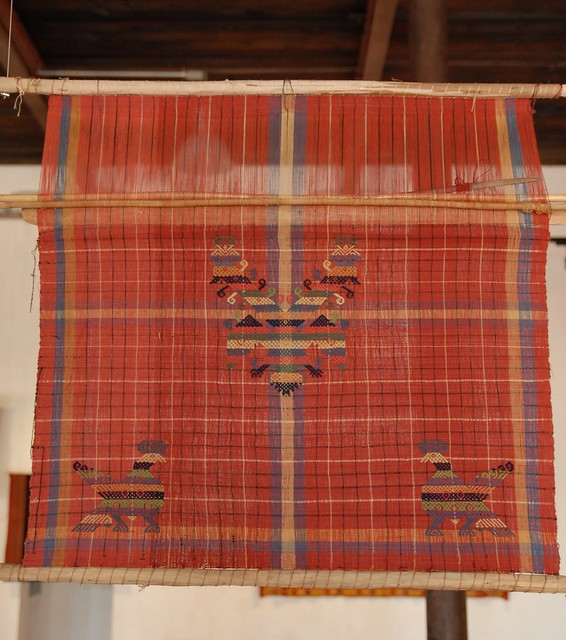 Usila Loom Oaxaca Mexico