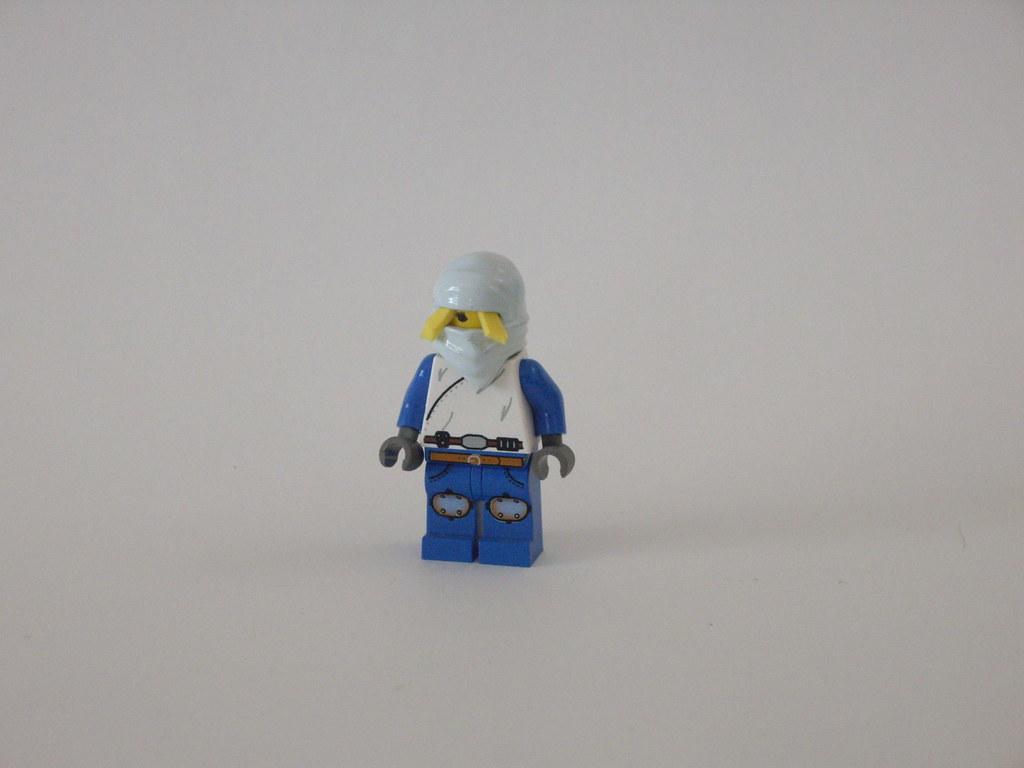 Sheik LEGO Custom minifig Legend of Zelda