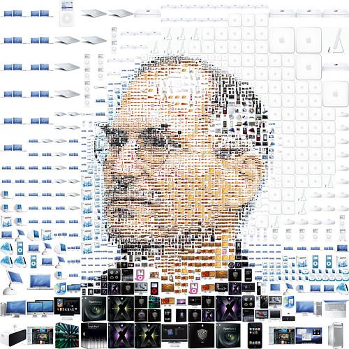 Steve Jobs for Fortune magazine   by marcopako 