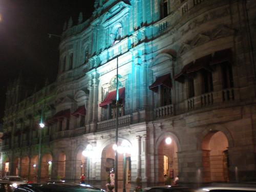 Puebla: Palacio Municipal