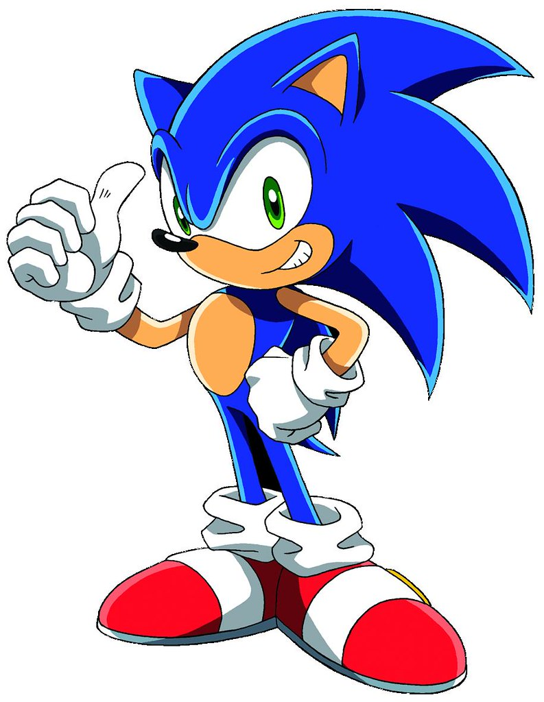 Sonic The Hedgehog Sonic X Beckysonicfan Flickr