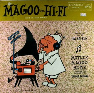 Mr. Magoo in Hi-Fi | by kevin dooley
