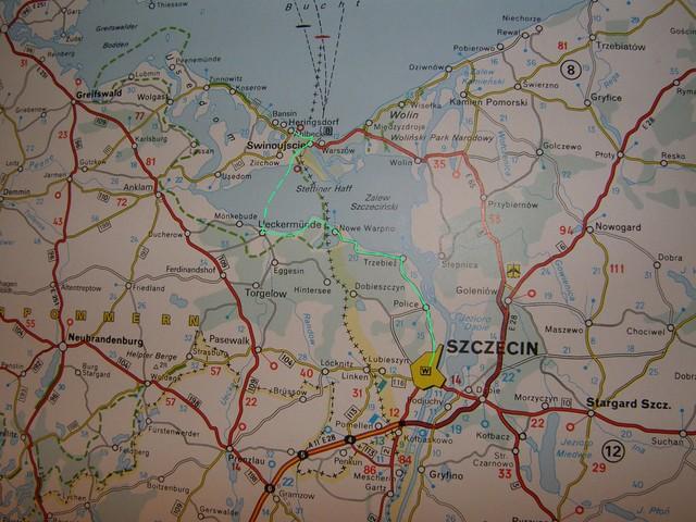 De Szczecin à la Mer Baltique